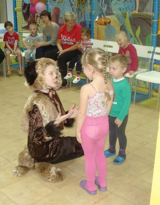 Детские праздники в Лидер Лэнд